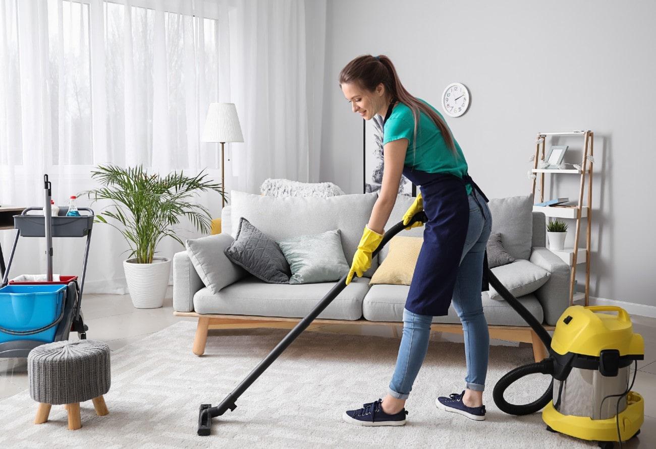 18 tips voor het opruimen van hondenhaar stofzuigen-min